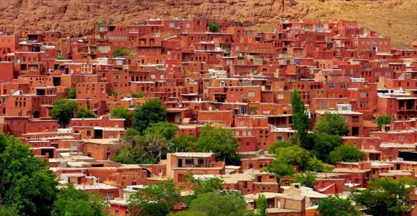 پروژه روستای ابیانه